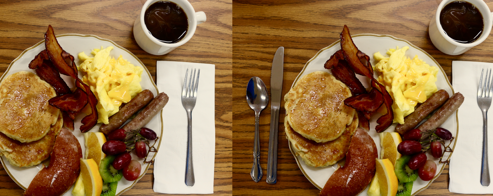 Breakfast Buffet at Kinzers Fire Hall