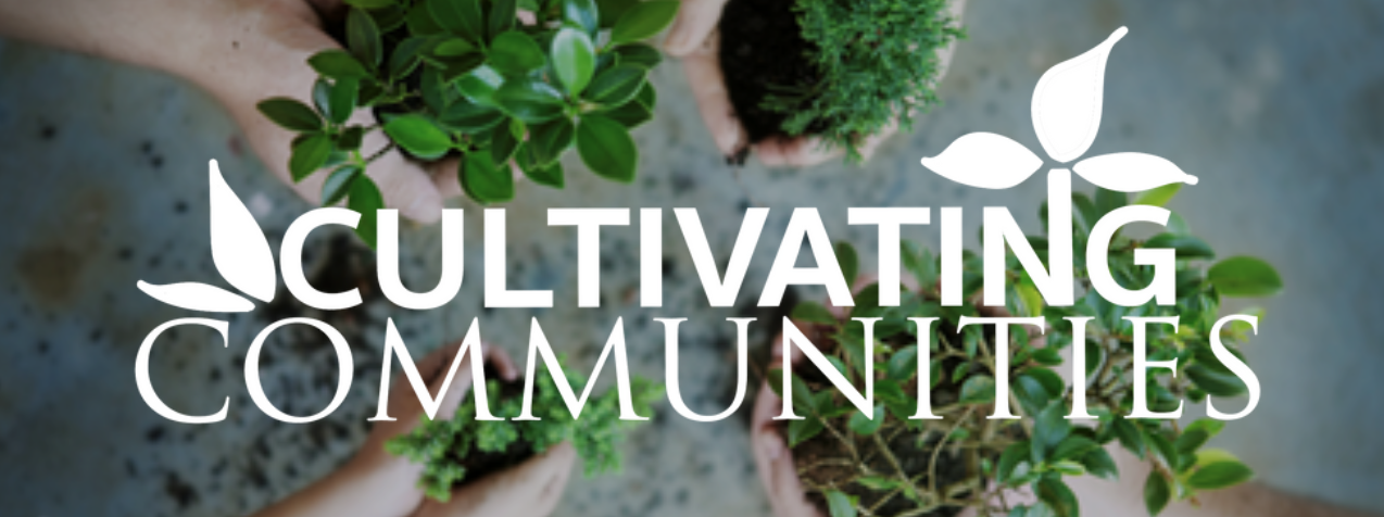 Register today for Cultivating Communities