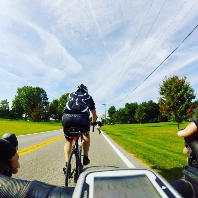 Day 3 has begun. St. Louis here we come! So proud of the bike riders for their persistence and mental toughness!  #togethertostlouis #addresspoverty