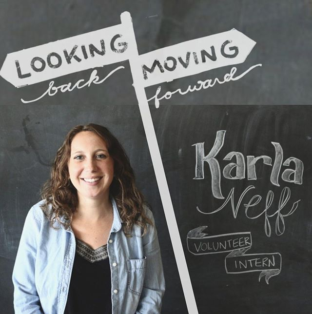 Get EXCITED! Tomorrow, we are honored to share Karla Neff's story with you! Make sure to watch tomorrow how Karla is looking back and moving forward through her time volunteering at The Factory Ministries.  tiny.cc/lookingBACKmovingFORWARD #LookingBackMovingForward #FactoryStories