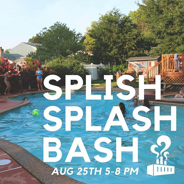 Join us TONIGHT for a pool party & picnic dinner at Chucks house (2435 Ellendale Dr. Lancaster, PA) All are welcome!