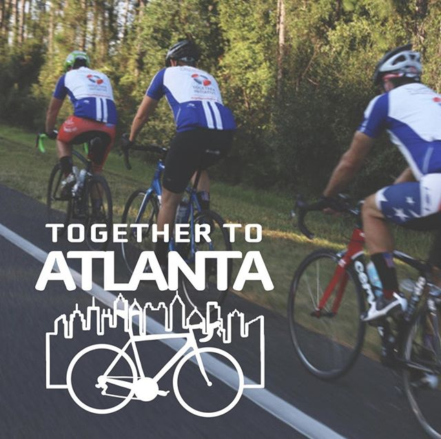 #togethertoATLANTA is right around the corner! 27 cyclists will ride in relay format from Lancaster, PA to the aha! Process National Conference in Atlanta, GA to raise awareness on how to address issues of poverty in our communities. The journey begins September 21st!  #addresspoverty @ahaprocess