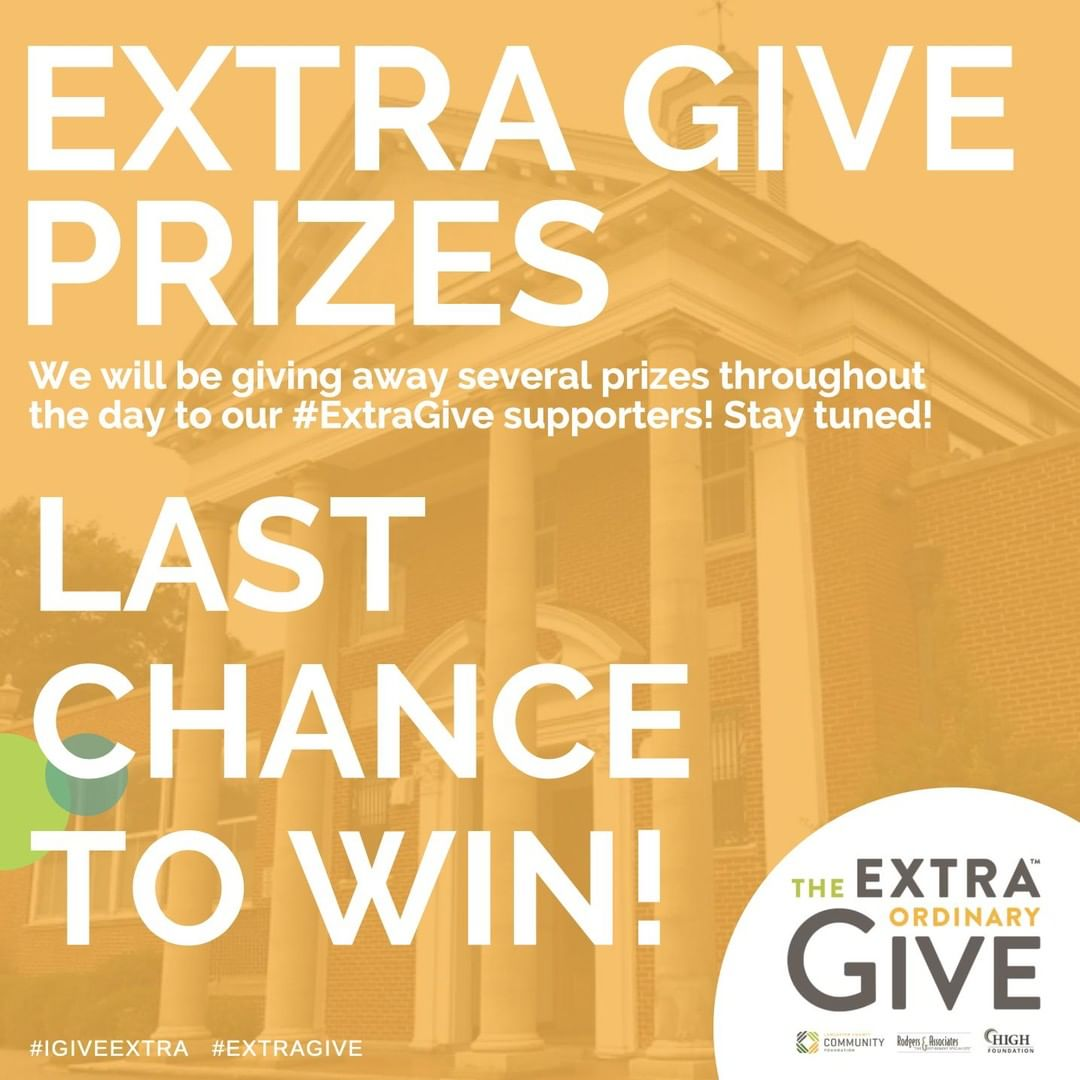 Help us get to $30,000!  Any supporters who donates $2,000 or more from 11PM-MIDNIGHT will be entered to win a $1000 credit at Great Wolf Lodge!  All remaining prize winners will be announced on Saturday! Thank you for choosing to support The Factory Ministries during Extraordinary Give! Visit http://www.tinyurl.com/factory-give to #GIVEEXTRA