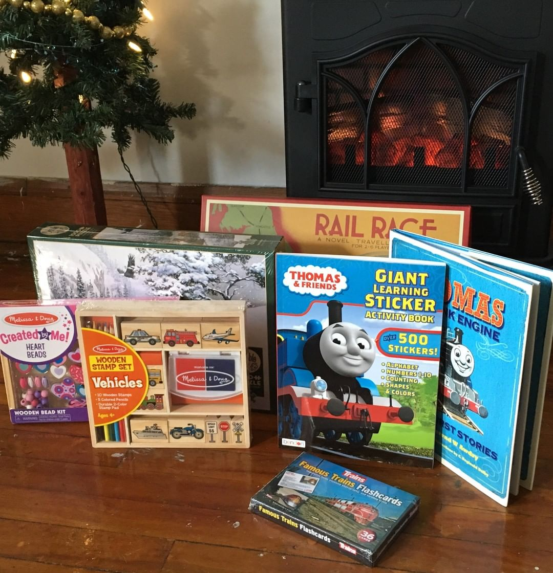 CHRISTMAS GIVEAWAY, brought to you by The National Toy Train Museum.  To enter, like and share any of this week's #FactoryLIGHTS posts. Include a story of how you have seen light brought into dark places OR your involvement with The Factory Ministries. We look forward to hearing your stories! The giveaway winner will be announced on tomorrow! #FactoryLIGHTS #BringLight