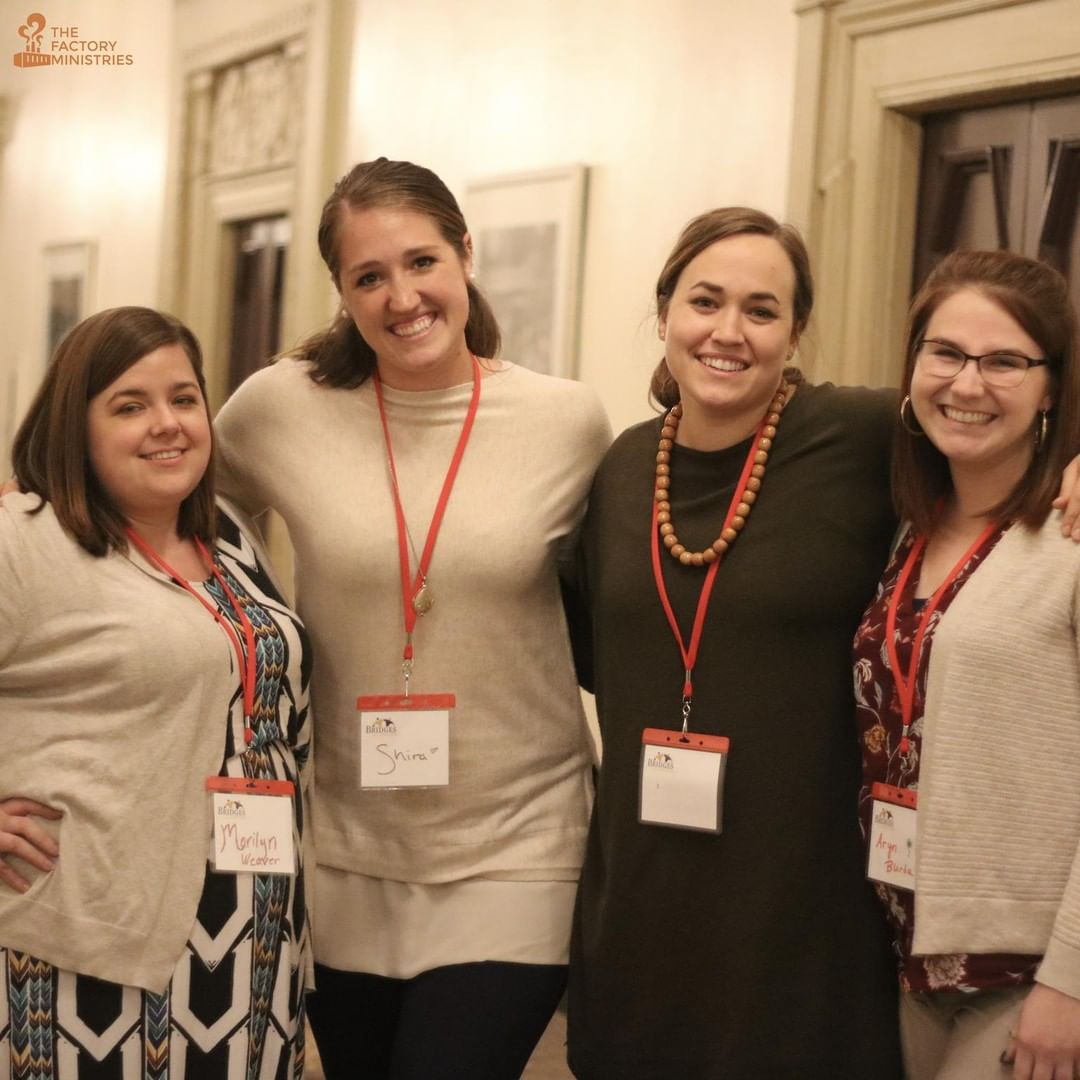 We love our Advocates! As Self – Sufficiency Advocates, Marilyn, Shira, Jessie, and Aryn work daily to show people that their journey matters. They care deeply for everyone who walks through our doors.  We are so grateful for everything they do for our community!