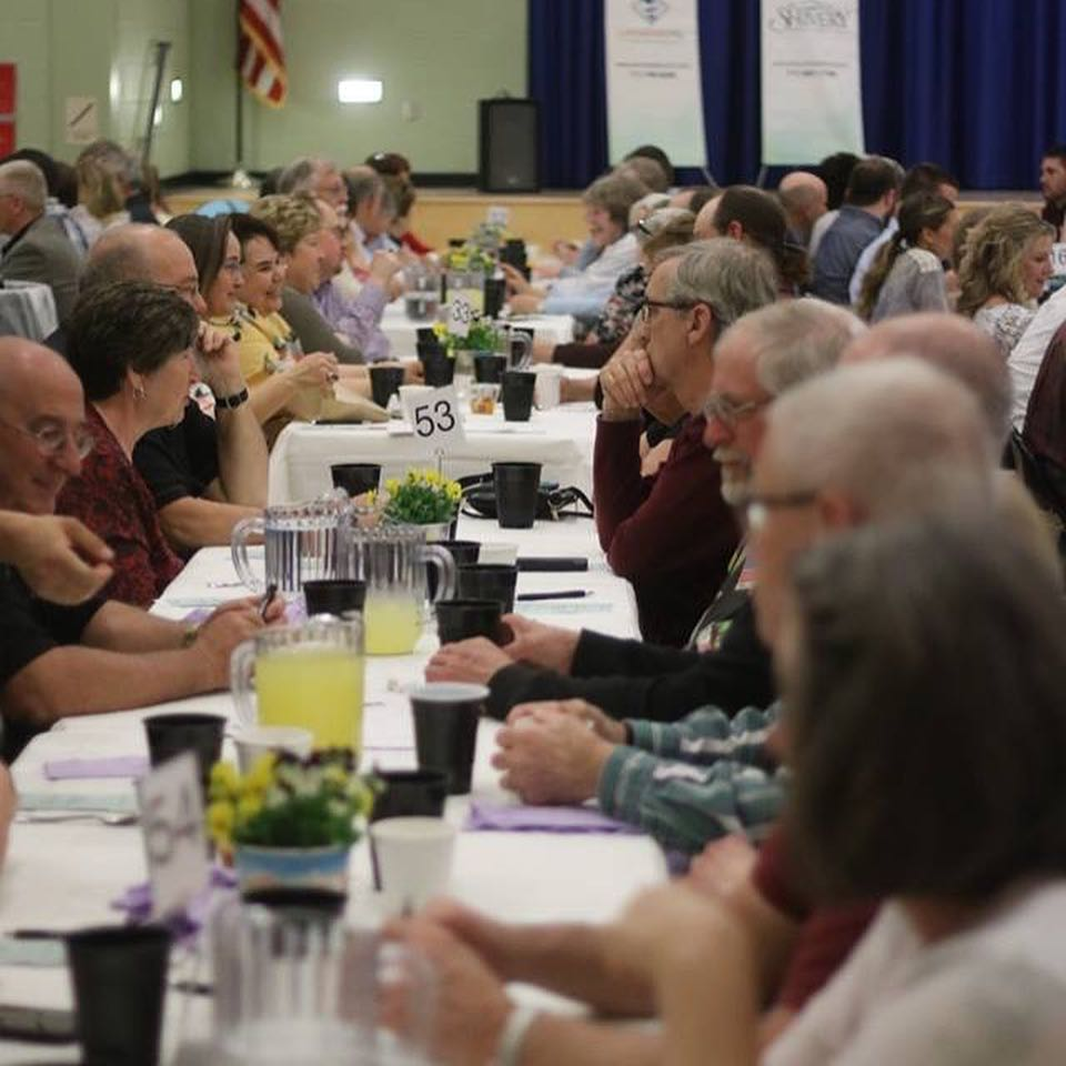 Thank you to everyone who joined us last evening for The Factory Ministries' 2019 Spring Banquet! The Paradise Elementary School gym was packed full of people showing their support for the work of The Factory in the Pequea Valley Community. #JointheNarrative