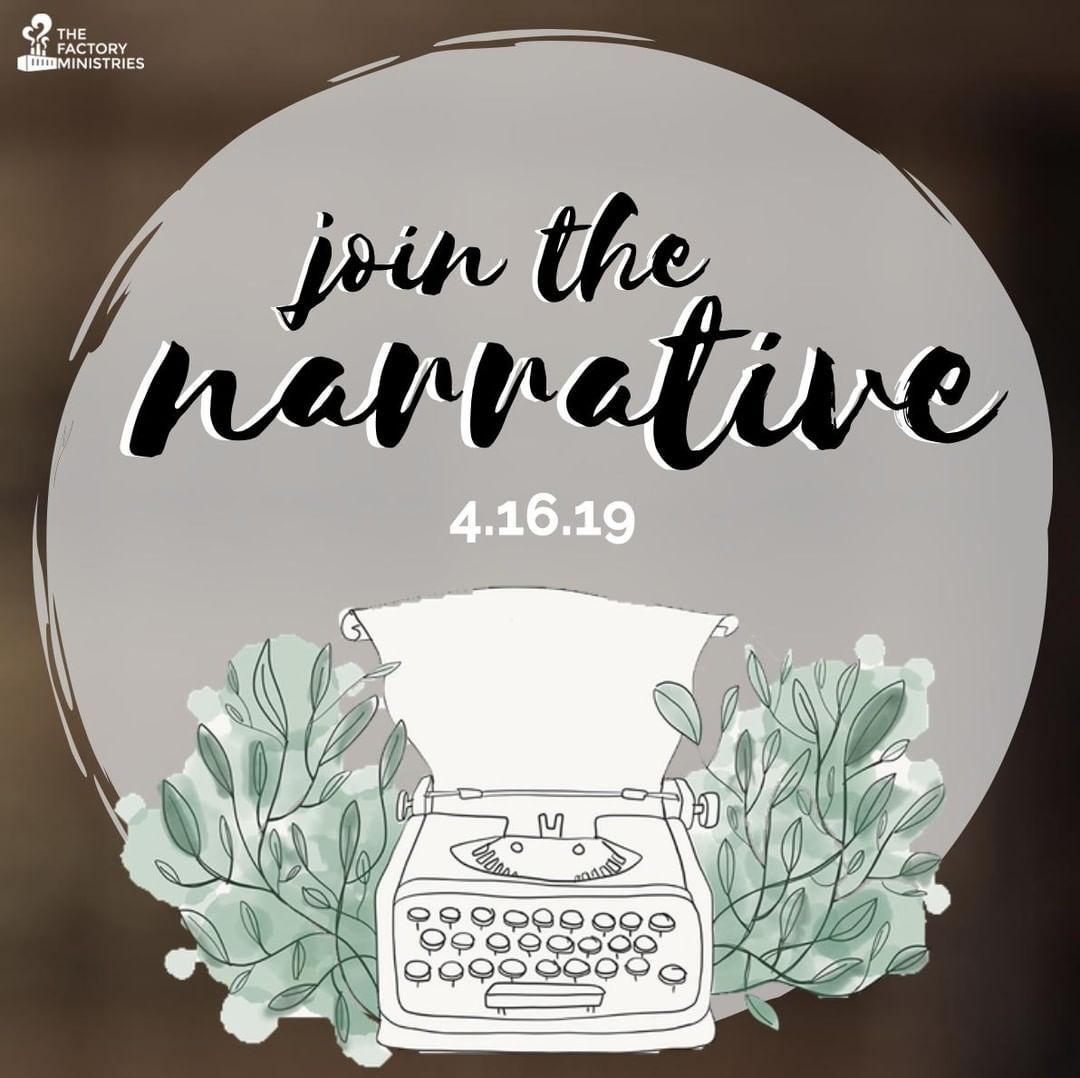 Tomorrow is the final day to register for The Factory Ministries Spring Banquet! Register online at http://www.thefactoryministries.com or call (717)687-9594. We hope to see you there!