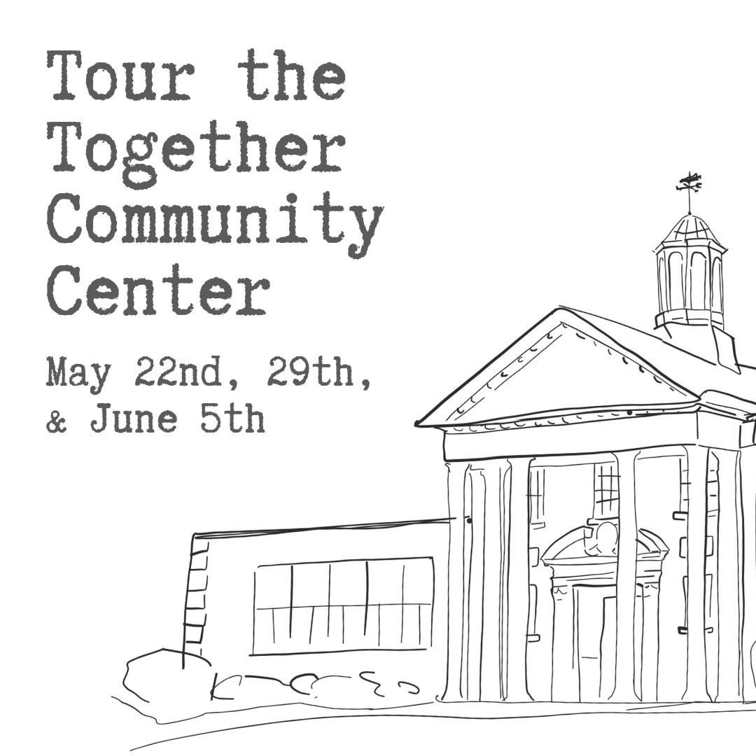 See the impact! We are hosting community tours of the Together Community Center on May 22nd, 29th, and June 5th from 12pm-2pm. Join us for a light lunch and experience the rooms and halls of our Social Services, Youth Center, The Factory Market, resource workshops, and other community partnerships. Please call 717-687-9594 or email Erin@thefactoryministries.com to reserve your tour time. We can't wait to have you!