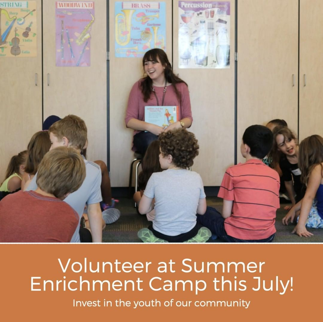 We are looking for 1-2 people to serve as lesson leaders at Summer Enrichment Camp on July 23rd and 25th. Lessons are provided, all you need to do is show up and spend time with students!  If you are interested in volunteering one or both days, visit www.thefactoryministries.com/get-involved or contact Kate@thefactoryministries.com. We can't wait to serve alongside you!