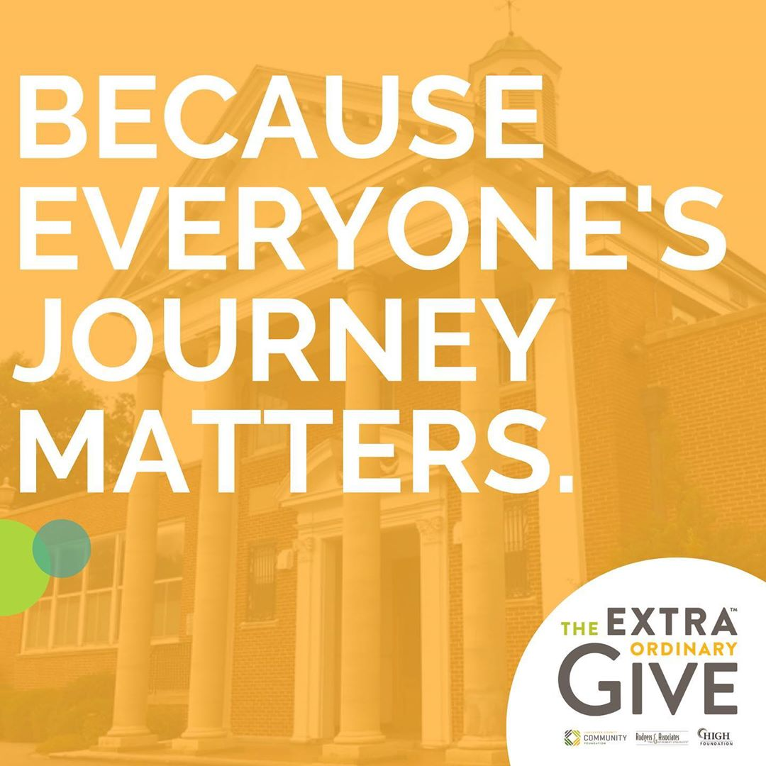 The Extraordinary Give is THIS FRIDAY!  Take part in this EXTRAORDINARY opportunity to support your community on Lancaster's largest day of giving. To support The Factory Ministries, visit tiny.cc/GiveTFM on November 22nd and #GiveExtra 🙌